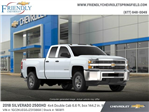 2018 Silverado 2500 Double Cab 4x4,  Pickup #180811 - photo 3
