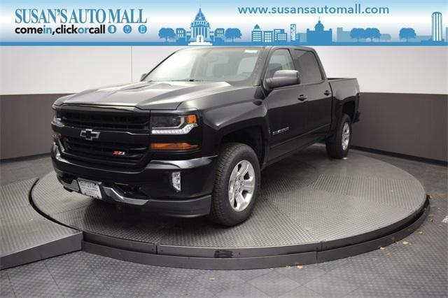 2018 Silverado 1500 Crew Cab 4x4,  Pickup #180826T - photo 1