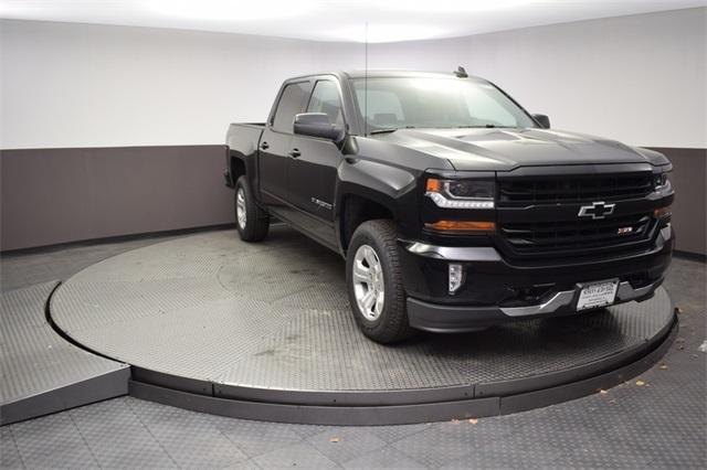 2018 Silverado 1500 Crew Cab 4x4,  Pickup #180826T - photo 7