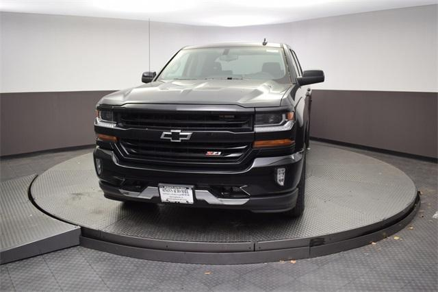 2018 Silverado 1500 Crew Cab 4x4,  Pickup #180826T - photo 8