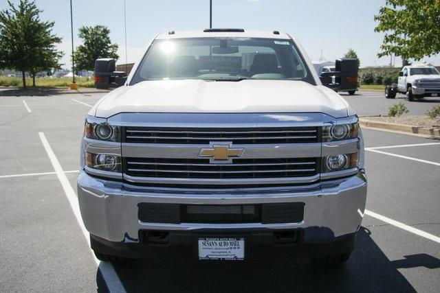 2018 Silverado 2500 Double Cab 4x4,  Knapheide Service Body #180883 - photo 2