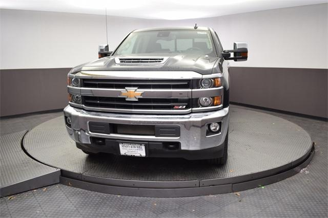2018 Silverado 2500 Crew Cab 4x4,  Pickup #180920 - photo 4