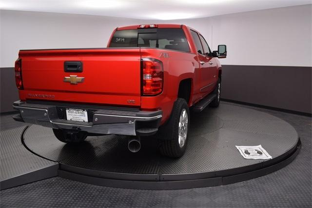 2018 Silverado 2500 Crew Cab 4x4,  Pickup #180967 - photo 4