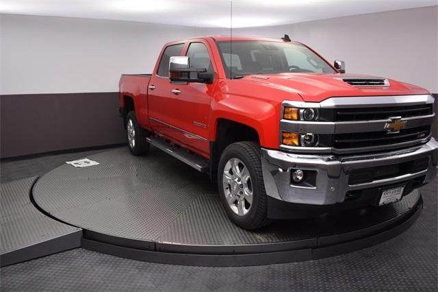 2018 Silverado 2500 Crew Cab 4x4,  Pickup #180967 - photo 7