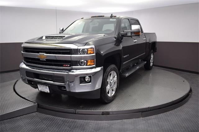 2018 Silverado 2500 Crew Cab 4x4,  Pickup #180968 - photo 9