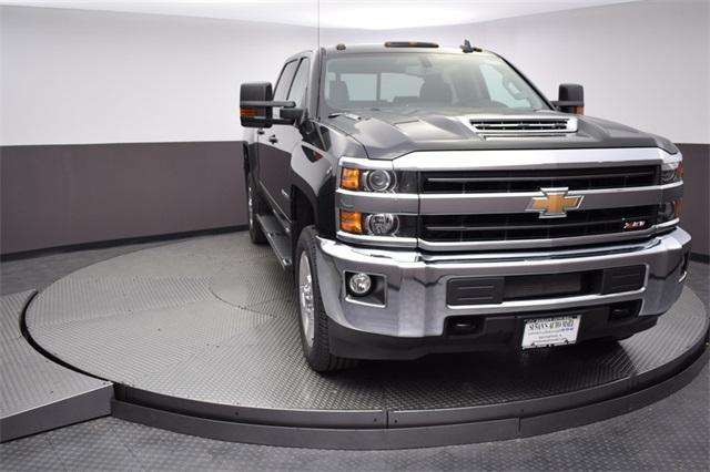 2018 Silverado 2500 Crew Cab 4x4,  Pickup #180991 - photo 9