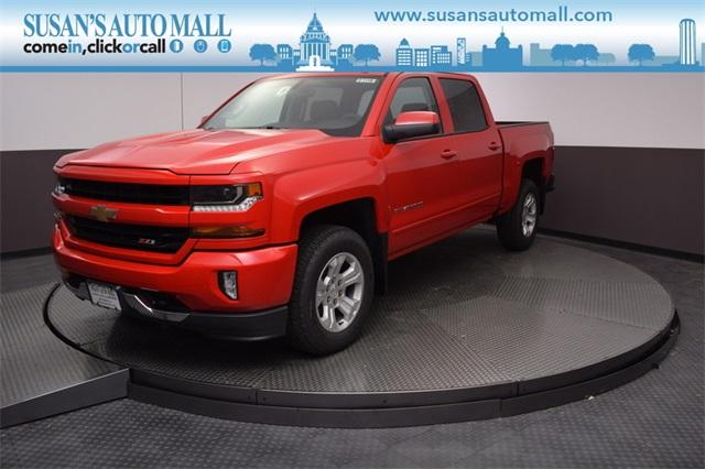 2018 Silverado 1500 Crew Cab 4x4,  Pickup #181106 - photo 1