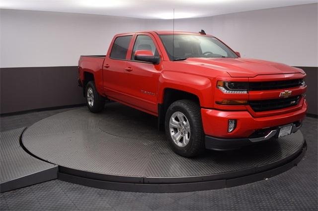 2018 Silverado 1500 Crew Cab 4x4,  Pickup #181106 - photo 8