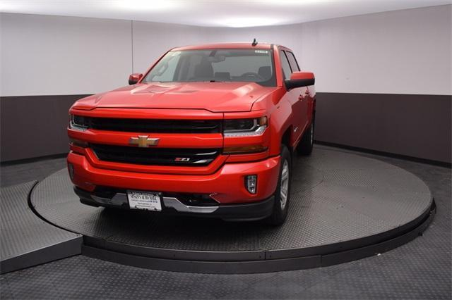 2018 Silverado 1500 Crew Cab 4x4,  Pickup #181106 - photo 9