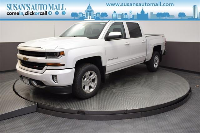 2018 Silverado 1500 Crew Cab 4x4,  Pickup #181152 - photo 1