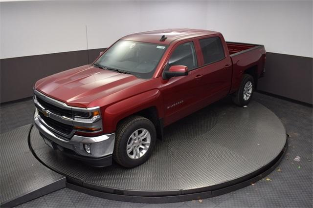 2018 Silverado 1500 Crew Cab 4x4,  Pickup #181163 - photo 18