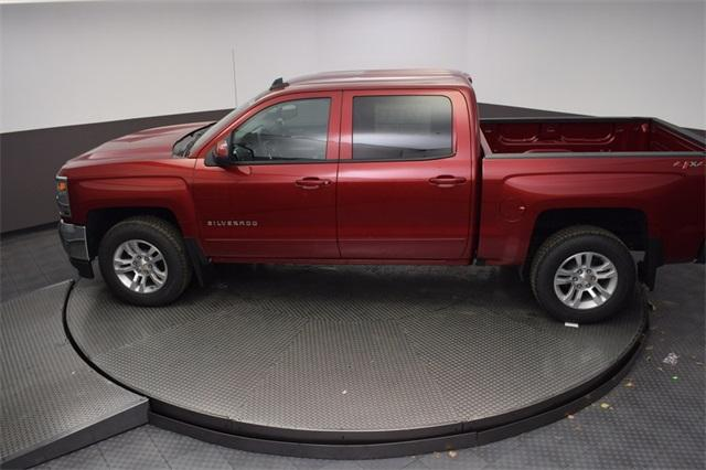 2018 Silverado 1500 Crew Cab 4x4,  Pickup #181163 - photo 19