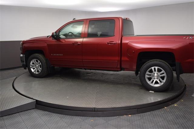2018 Silverado 1500 Crew Cab 4x4,  Pickup #181163 - photo 4