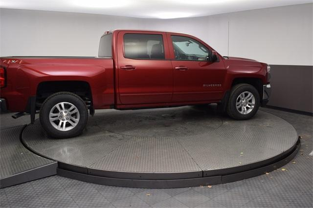 2018 Silverado 1500 Crew Cab 4x4,  Pickup #181163 - photo 7