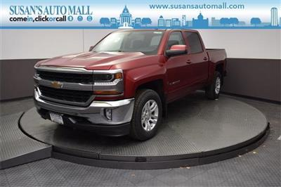 2018 Silverado 1500 Crew Cab 4x4,  Pickup #181163 - photo 1