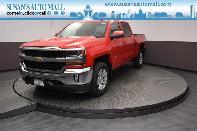2018 Silverado 1500 Crew Cab 4x4,  Pickup #181190 - photo 1