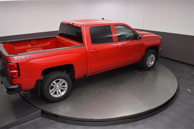 2018 Silverado 1500 Crew Cab 4x4,  Pickup #181190 - photo 21