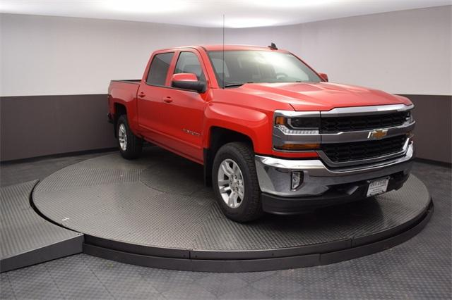 2018 Silverado 1500 Crew Cab 4x4,  Pickup #181190 - photo 8