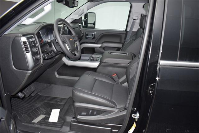 2019 Silverado 2500 Crew Cab 4x4,  Pickup #190019 - photo 10