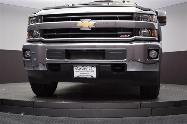2019 Silverado 2500 Crew Cab 4x4,  Pickup #190019 - photo 16
