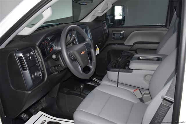 2019 Silverado 3500 Regular Cab DRW 4x4,  Knapheide Platform Body #190057 - photo 11