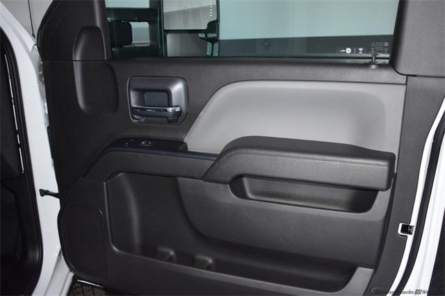 2019 Silverado 3500 Regular Cab DRW 4x4,  Knapheide Platform Body #190057 - photo 14