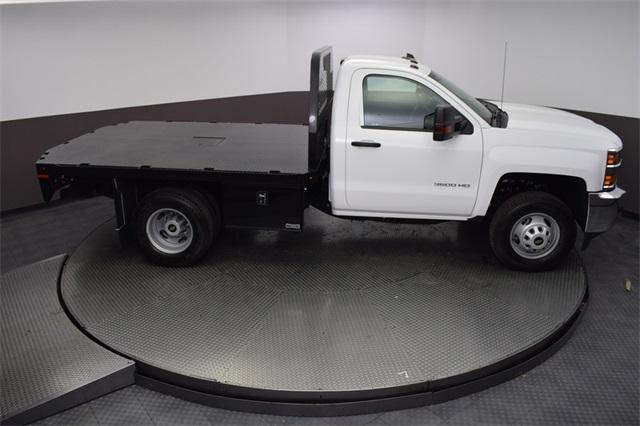 2019 Silverado 3500 Regular Cab DRW 4x4,  Knapheide Platform Body #190057 - photo 22