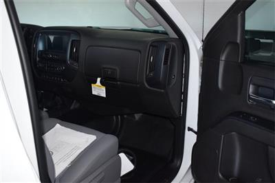 2019 Silverado 3500 Regular Cab DRW 4x4,  Knapheide PGNB Gooseneck Platform Body #190057 - photo 13