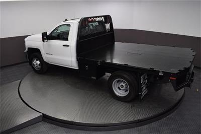 2019 Silverado 3500 Regular Cab DRW 4x4,  Knapheide PGNB Gooseneck Platform Body #190057 - photo 20