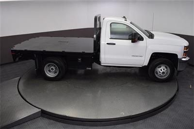 2019 Silverado 3500 Regular Cab DRW 4x4,  Knapheide PGNB Gooseneck Platform Body #190057 - photo 22