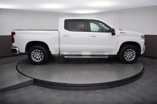 2019 Silverado 1500 Crew Cab 4x4,  Pickup #190066 - photo 8