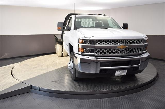 2019 Silverado 3500 Regular Cab DRW 4x4,  Knapheide Platform Body #190067 - photo 15