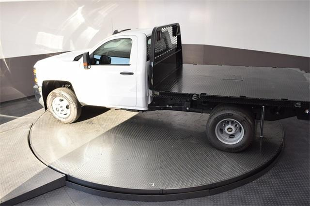 2019 Silverado 3500 Regular Cab DRW 4x4,  Knapheide Platform Body #190067 - photo 19
