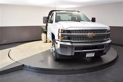 2019 Silverado 3500 Regular Cab DRW 4x4,  Knapheide PGNB Gooseneck Platform Body #190067 - photo 15