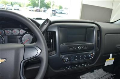 2019 Silverado 3500 Regular Cab DRW 4x4,  Knapheide PGNB Gooseneck Platform Body #190067 - photo 8