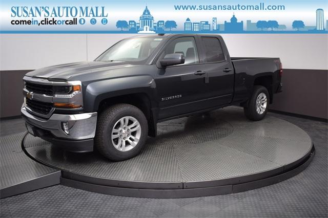 2019 Silverado 1500 Double Cab 4x4,  Pickup #190073 - photo 1