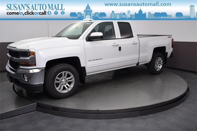 2019 Silverado 1500 Double Cab 4x4,  Pickup #190075 - photo 1