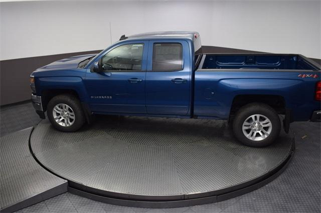 2019 Silverado 1500 Double Cab 4x4,  Pickup #190077 - photo 19