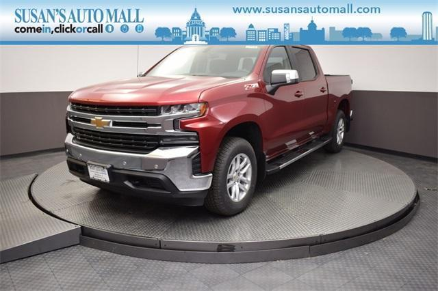 2019 Silverado 1500 Crew Cab 4x4,  Pickup #190088 - photo 1