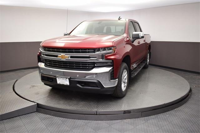 2019 Silverado 1500 Crew Cab 4x4,  Pickup #190088 - photo 9