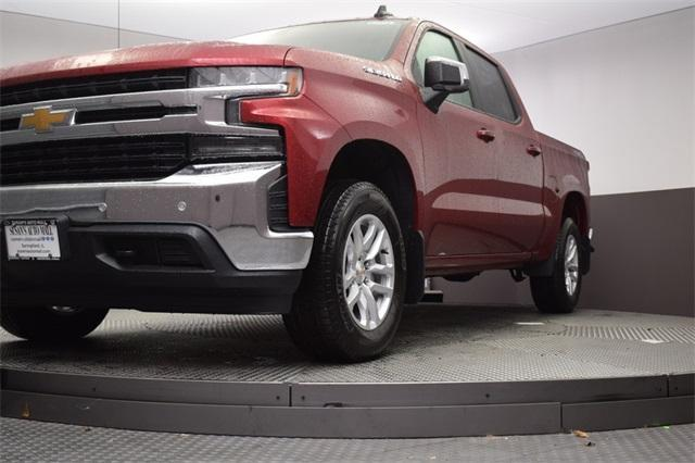 2019 Silverado 1500 Crew Cab 4x4,  Pickup #190113 - photo 16