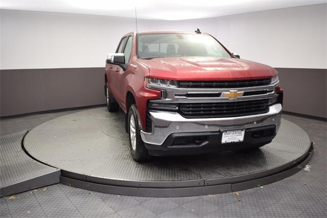 2019 Silverado 1500 Crew Cab 4x4,  Pickup #190113 - photo 8