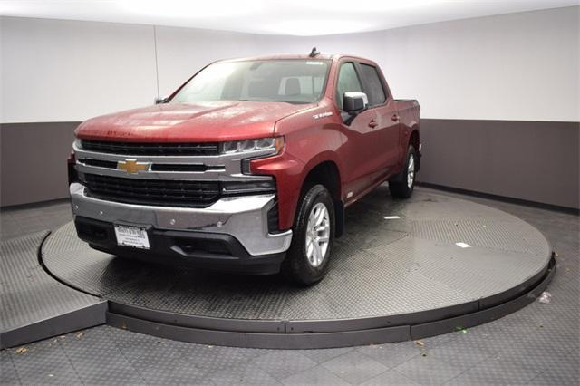 2019 Silverado 1500 Crew Cab 4x4,  Pickup #190113 - photo 9