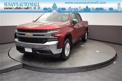 2019 Silverado 1500 Crew Cab 4x4,  Pickup #190113 - photo 1