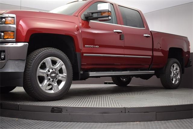 2019 Silverado 2500 Crew Cab 4x4,  Pickup #190145 - photo 14