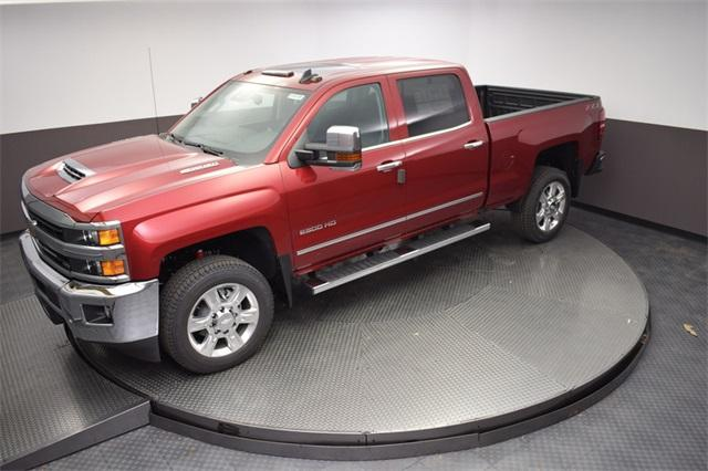 2019 Silverado 2500 Crew Cab 4x4,  Pickup #190145 - photo 18