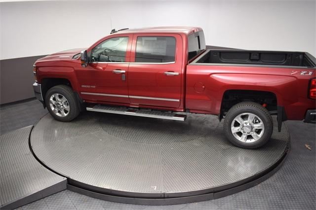 2019 Silverado 2500 Crew Cab 4x4,  Pickup #190145 - photo 19
