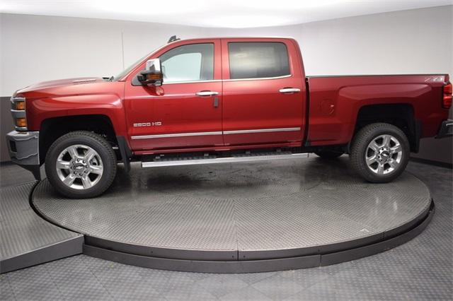 2019 Silverado 2500 Crew Cab 4x4,  Pickup #190145 - photo 3