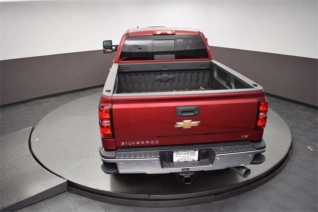 2019 Silverado 2500 Crew Cab 4x4,  Pickup #190145 - photo 20