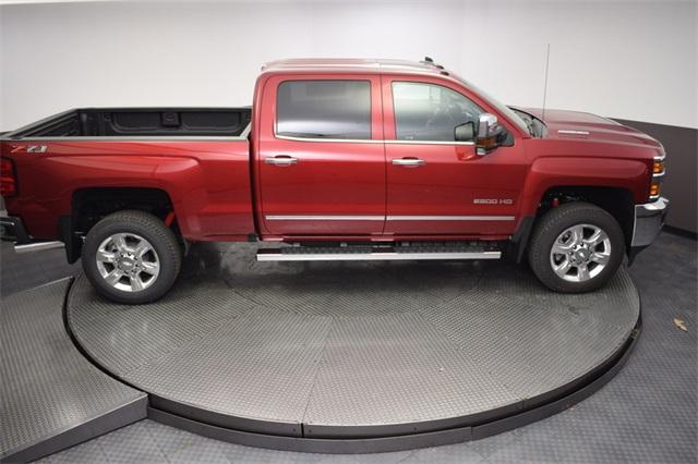 2019 Silverado 2500 Crew Cab 4x4,  Pickup #190145 - photo 21